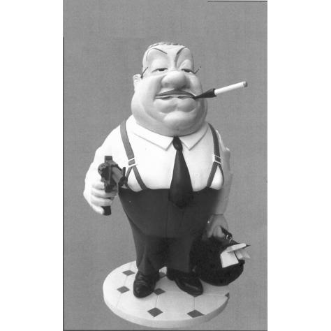 Figurine desTontons Flingueurs - Francis Blanche - St Emett