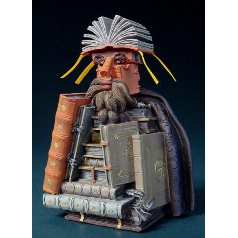 LE BIBLIOTHECAIRE - ARCIMBOLDO