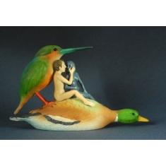 Amoureux sur Canard - BOSCH