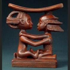 couple Africain (congo)