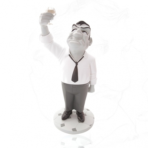 Figurine des Tontons Flingueurs - Lino Ventura - St Emett